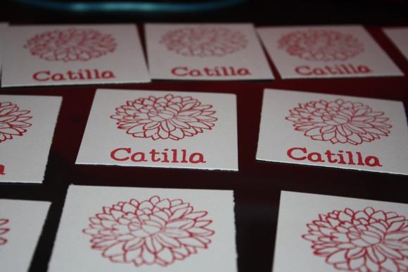 Catilla Cards